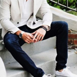 CASUAL BUSINESS OUTFITS FOR MEN
